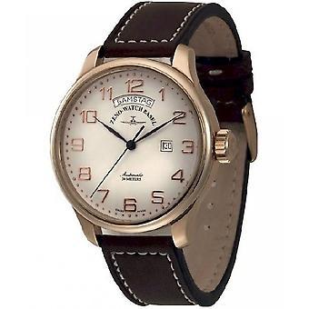 Zeno-Watch Men's Watch OS Retro Big 8554DD-12-Pgr-f2