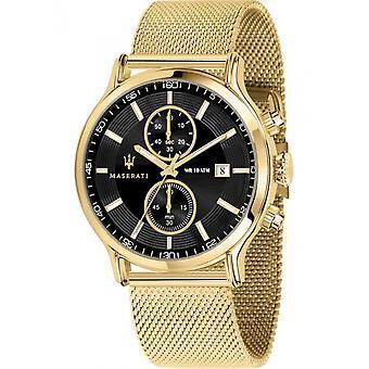 Maserati Men's Watch EPOCA R8873618007