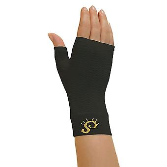 Solidea MicroMassage Gauntlet [Style 429A5] Nero (Black)  XL