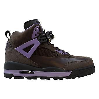 Nike Air Jordan Winterize Spizike Velvet Brown/Daybreak-Black 439859-201 Grade-School