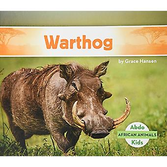 Warthog by Grace Hansen - 9781532104220 Book