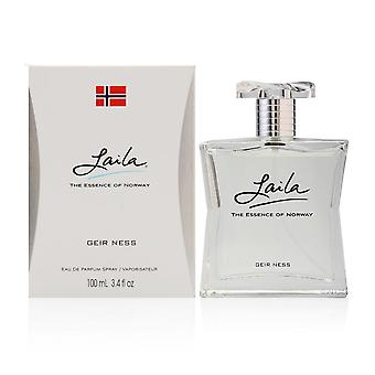 Laila by geir ness for women 3.4 oz eau de parfum spray