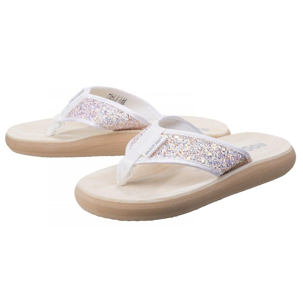 Rocket Dog Spotlight Solar Power Slip On Sandal Crystal