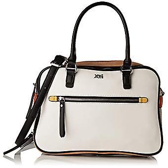 XTI XTI86282 Women's Messenger Bag (White) 33x21x14 Centimeters (W x H x L)