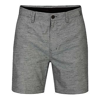Hurley Dri-Fit Flex Marwick 18 Amphibian Shorts in Dk Smoke Grey