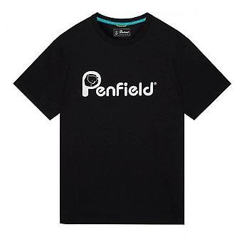 Penfield Men's Black T-shirt