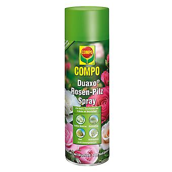 COMPO Duaxo® Roses Mushroom-Free Spray, 400 ml