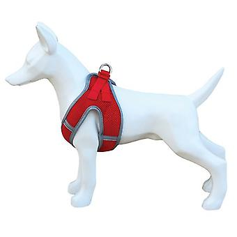 Freedog Soft Red Harness (Dogs , Collars, Leads and Harnesses , Harnesses)