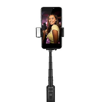 Bluetooth tripod selfie stick