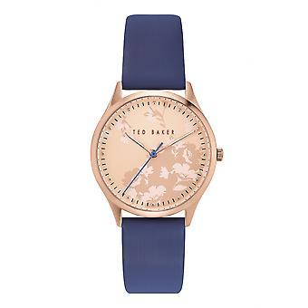 Ted Baker BKPBGS005 Women's Belgravia Blue Dial Wristwatch