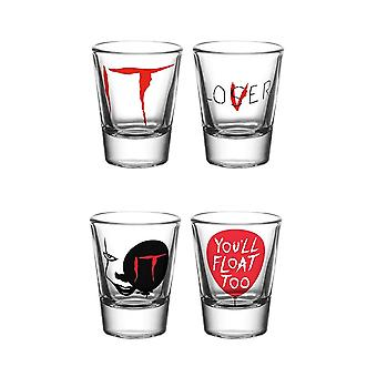 IT Pennywise Shot Glasses
