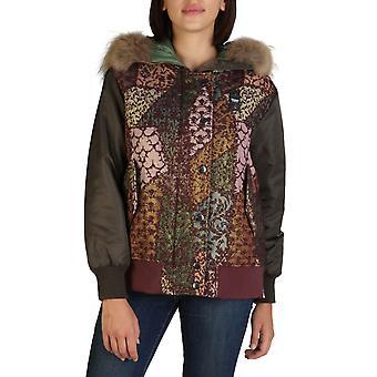 Blauer Original Women Fall/Winter Jacket - Green Color 35587