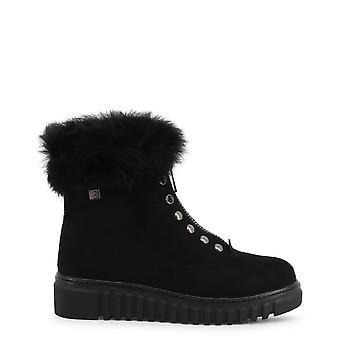 Laura Biagiotti Original Women Fall/Winter Ankle Boot - Black Color 36905