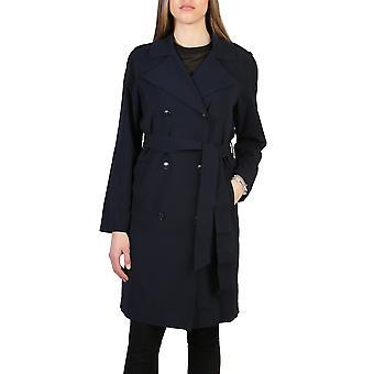 Armani Jeans Original Women Spring/Summer Jacket Blue Color - 57958
