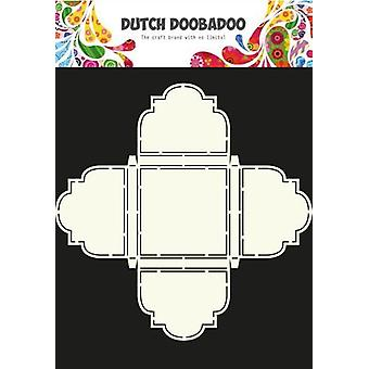 Dutch Doobadoo Dutch Box Art stencil Chocolate Box 470.713.042 A4