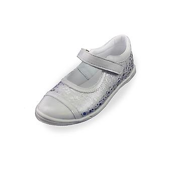 Bopy sensass silver mary-jane shoes