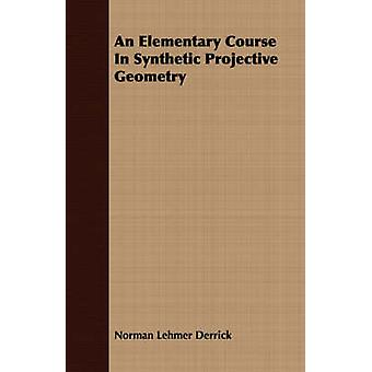 An Elementary Course In Synthetic Projective Geometry by Derrick & Norman Lehmer