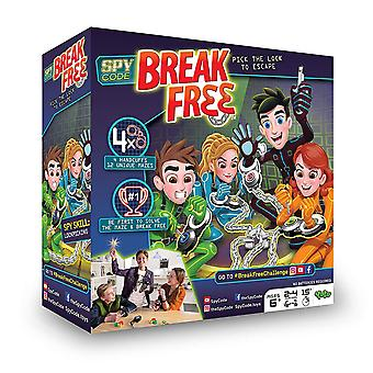 Yulu Spy Code Break Free Challenge Game