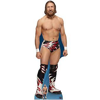 Daniel Bryan Official WWE Lifesize Cardboard Cutout / Standee / Standup