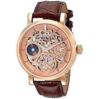 Akribos XXIV Clock Man Ref. AK745RG