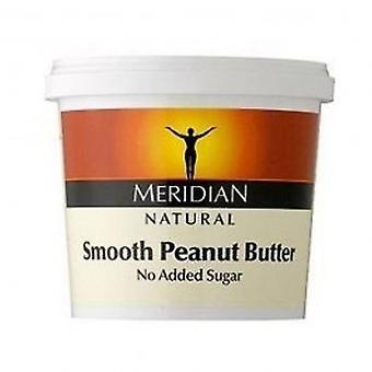 Meridian - masła orzechowego Nat + sól 1000g