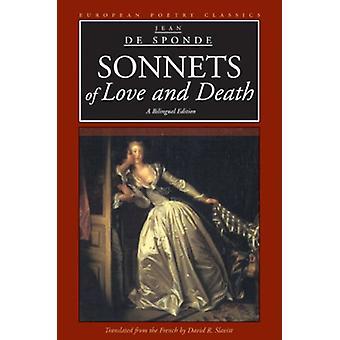 Sonnets of Love and Death von Jean de Sponde - 9780810118409 Buch