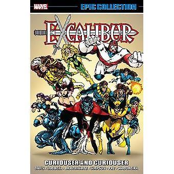 Excalibur Epic Collection - Curiouser And Curiouser by Alan Davis - 97