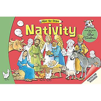 How to Draw Nativity - Step-by-Step with Steve Smallman by Steve Small