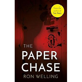 The Paper Chase by Ron Welling - 9781912575602 Book