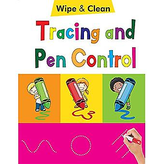 Tracing and Pen Control by Pegasus - 9788131940105 Book