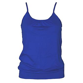 Dames Bubble Fit Vest Top