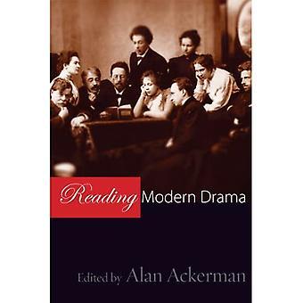 Čítanie modernej dráma