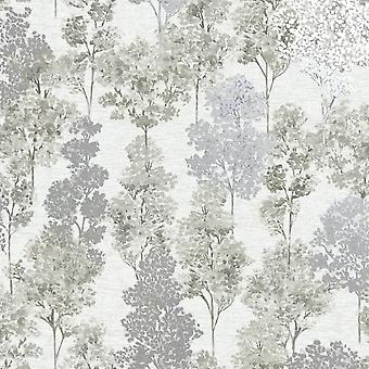 Elements Whinfell Wallpaper Grey Holden 90380