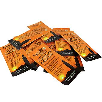 Agadir Oil Moisture Masque Travel Sachets Ensemble de 10