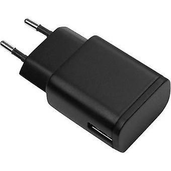 Dehner Elektronik SAW 06D-050-1200GB (EU) USB 27564 USB-laturi Pistorasia Max. lähtövirta 1200 mA 1 x USB