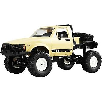 Amewi Pick-Up Truck Sand Brushed 1:16 RC model car Electric ATV 4WD RtR 2,4 GHz Incl. battery and charging cable