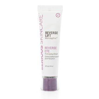 Serious Skincare Reverse Lift with Argifirm Firming Eye Cream 0.5 oz