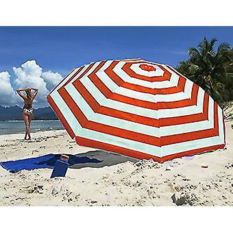 Kantelende parasol parasol zonwering upf40 - Kleur kan variëren