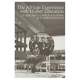 The African Experience with� Higher Education