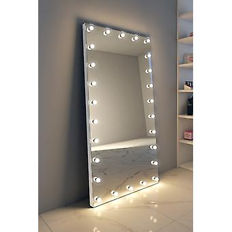 RGB Tall Grand Hollywood Makeup Mirror with LED k607rgb