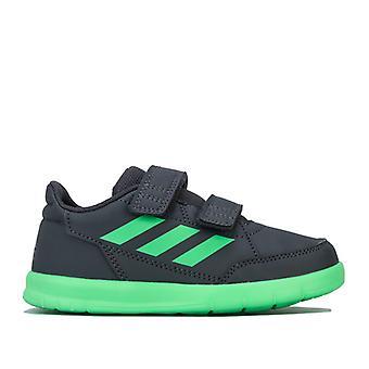 Boy's adidas Infant AltaSport Trainers in Grijs