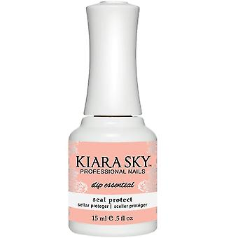 Kiara Sky Professional Nails Dip Powder Essential - Seal Protect 15ml (KSDSP01)