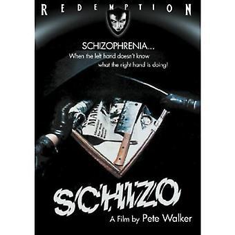 Schizo [DVD] USA import