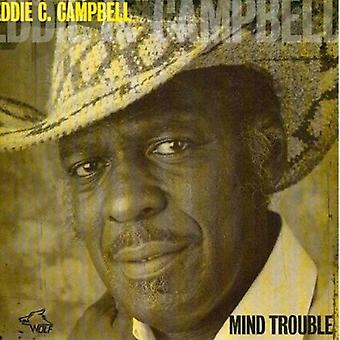 Eddie C. Campbell - Mind Trouble [CD] USA import