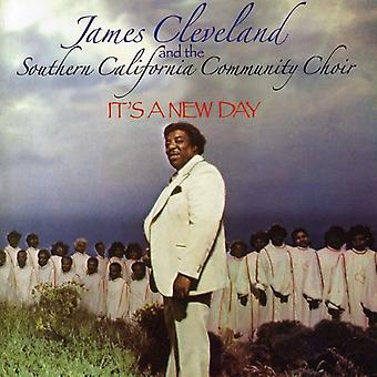 Rev. James Cleveland - It's a New Day [CD] USA import