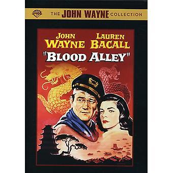 Blod Alley [DVD] USA importerer