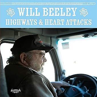Highways & Heart Attacks [CD] USA import