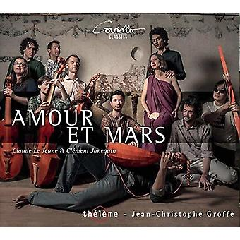 Amour Et Mars [CD] USA import