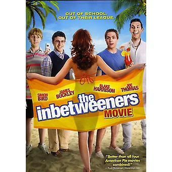 Inbetweeners [DVD] USA import