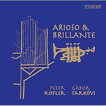 Clarke / Albinoni / Bach - Arioso & Brillante [SACD] USA import